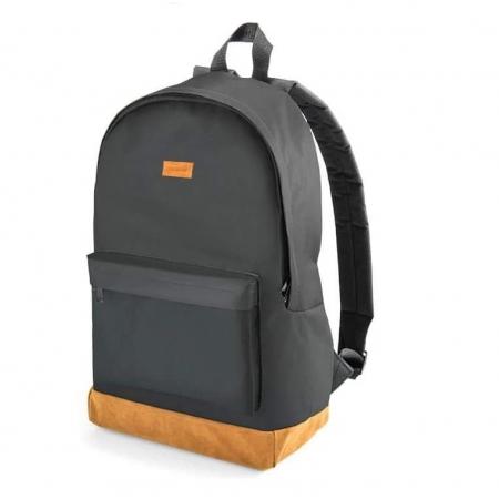 Mochila Backpack Preta e Marrom ATE 15.6 POL Multilaser - BO407