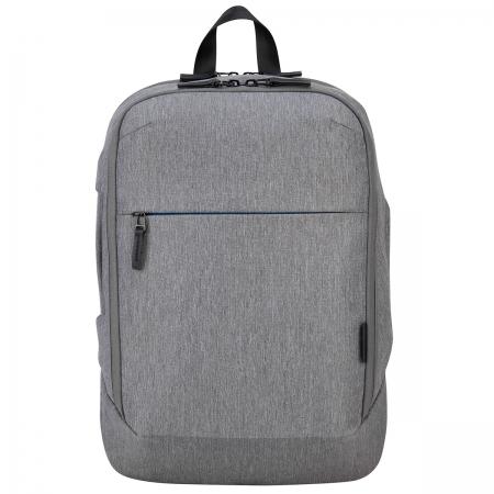 Mochila para Notebook ATE 15,6  Citylite PRO Compact Conversivel TSB937GL Cinza