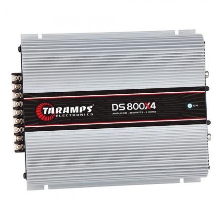 Modulo Amplificador 800W 4R 4 Canais DS800 Taramps
