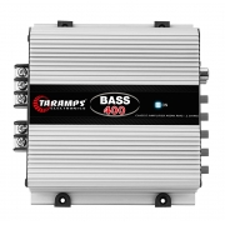 Modulo de Potencia Taramps BASS 400 Digital 2R 400W RMS 1 Canal (7898556845915)