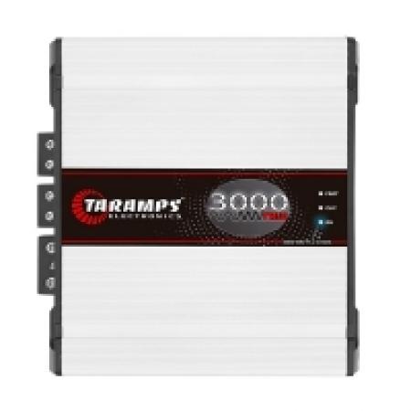 Modulo de Potencia Taramps MD3000 Trio 3000W 2R 1X3000RMS+300RMS ST
