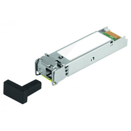 Modulo GBIC Intelbras 4780018 Conversor MINI-GBIC KGS 2110 Gigabit Monomodo 10KM