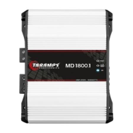Modulo Potencia Taramps MD1800 1800W RMS 1 Canal 1R 12,6VDC