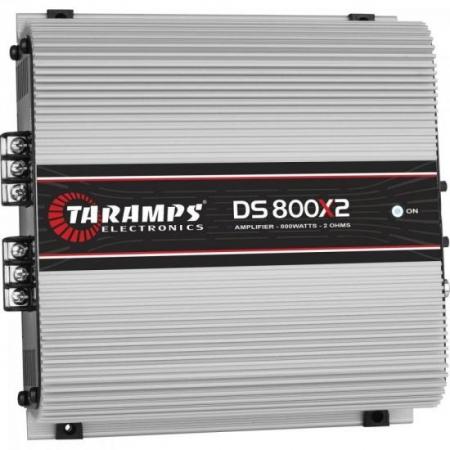 Modulo Taramps 800W 4R 2CANAL DS800