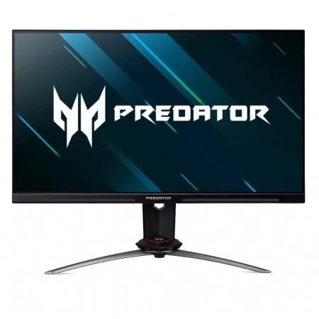 Monitor ACER XB253Q Gxbmiiprzx Gamer 24,5  FULL HD IPS 240HZ 2X HDMI 3X USB 1MS Vesa - UM.KX3AA.X04