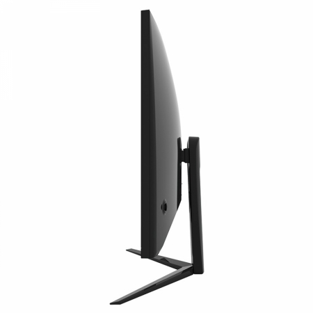 Monitor Gamemax 27  LED BLACK Tela Curva GMX27C144