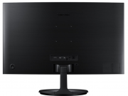 Monitor Samsung C24F390F FULL HD 24  LED Curvo Preto