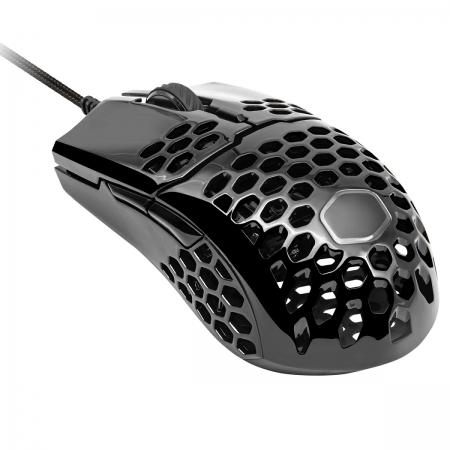Mouse Gamer MM710 Preto Brilhante - MM-710-KKOL2