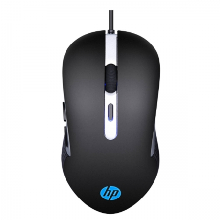 Mouse Gamer USB G210 2400 DPI LED Preto