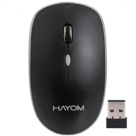 Mouse Hayom sem Fio Office Wireless - MU2913