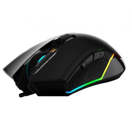 Mouse HP INC Gamer USB G360 6200DPI LED Preto (G360)