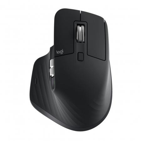 Mouse Logitech MX Master 3 Wireless Preto - 910-005647