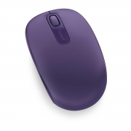 Mouse Microsoft Wireless 1850 Roxo - U7Z-00048