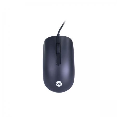 Mouse Optico Dynamic SLIM 1600 DPI Cabo USB 1.8 Metros - DM116