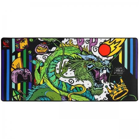 Mouse PAD Ancient Dragon EXTENDED - Estilo Speed - 900X420MM - PMA90X42