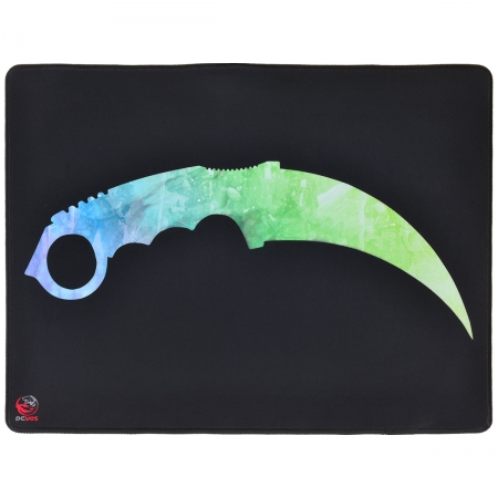 Mouse PAD FPS Knife - Estilo Speed - 500X400MM - FK50X40