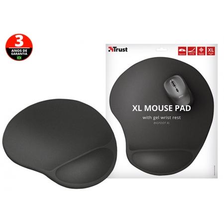 Mouse PAD Mouse PAD 23728 Bigfoot XL Ergonomico com Apoio em GEL