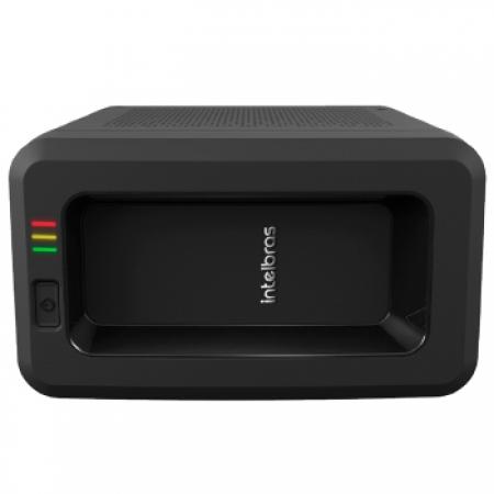 Nobreak Intelbras ATTIV 600VA-BIVOLT 300W - 4822202  Preto  Bivolt