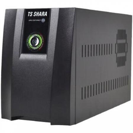 Nobreak TS Shara UPS Compact PRO 1400VA BI 2BA 7H - 4432 Preto Bivolt