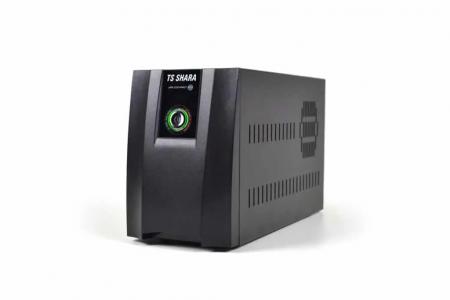 Nobreak TS Shara UPS Compacto PRO 1400VA 2BA 5AH - 4431PRETOBIVOLT