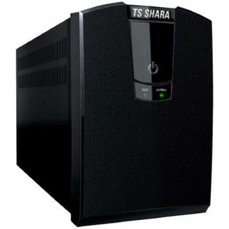 Nobreak TS Shara UPS Professional 1800 BIV/AUT 115 - 4437  Preto  Bivolt