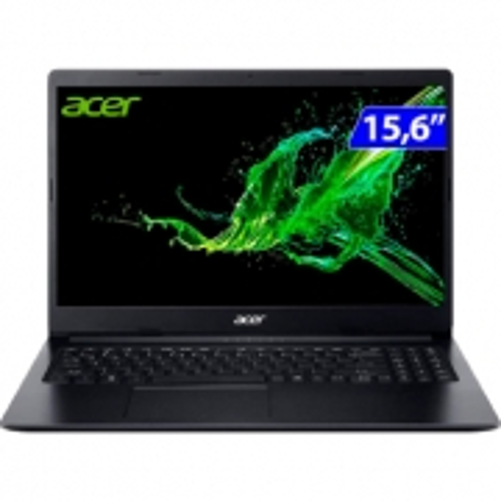 Notebook ACER 15.6 R7 3700U 8GB 256GB SSD W10 - A315-23-R3L9