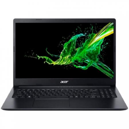 Notebook ACER 15.6P RYZEN3-3250U 8GB HD1TB W10 - A315-23-R6DJ Preto Bivolt