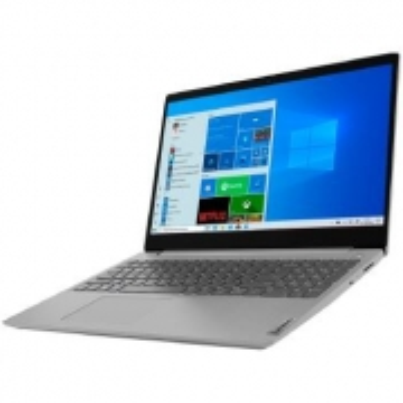 Notebook Lenovo 15.6 I3-10110U 4GB 1TB W10 - 82BS0002BR  Prata  Bivolt