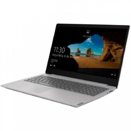Notebook Lenovo S145 15.6 RYZEN7 8GB 512GBSSD W10 - 81V70009BR  Prata  Bivolt
