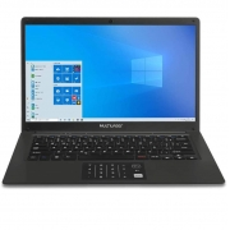 Notebook Multilaser Legacy Book INTEL Pentium N3700 4GB 64GB 14  WIN10 Home Preto - PC310