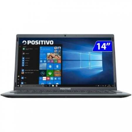 Notebook Positivo Motion Q 14P Quad 4GB 128GB W10 - 3001760
