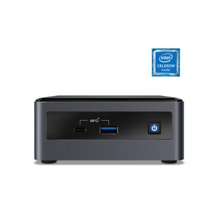Nuc Barebone NUC BOXNUC7CJYHNB Dual Core J4005 2.0 GHZ WI-FI AC Dual BAND BT 5.0 HDMI