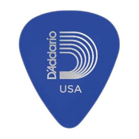Palheta para Guitarra Duralin Formato Standard Media 1DBU5-10 Pacote com 10 Pecas