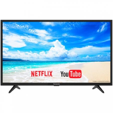 Panasonic SMART TV LED 40  FHD, HDMI, USB, WI-FI - 1 ANO de Garantia