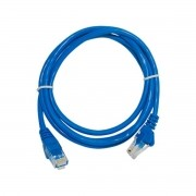 Patch CORD UTP CAT.5E 26AWG 15 Metros AZUL