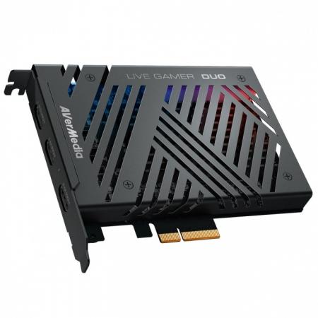 Placa de Captura Live Gamer Duo PCI-E - GC570D