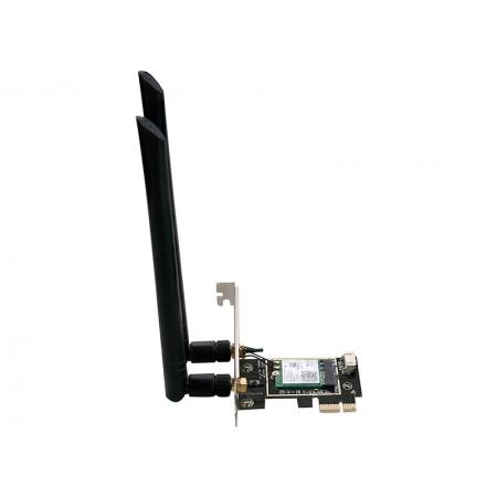 Placa de Rede PCI Placa de Rede DWA-X582 AX3000 WI-FI Dual BAND USB com MU-MIMO