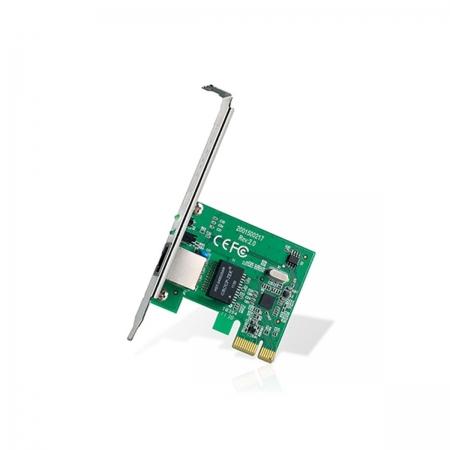 Placa de Rede TP-LINK TG-3468 PCI Gigabit 10/100/1000 MBPS LOW Profile - TPL0255