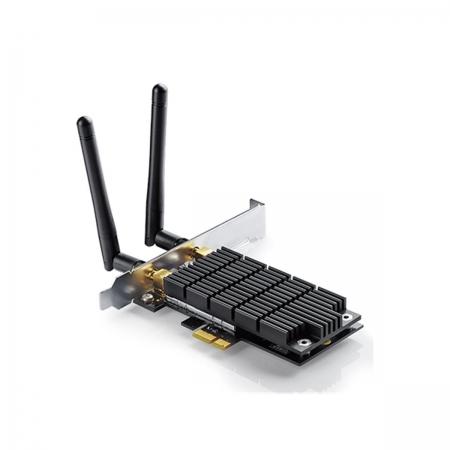Placa de Rede Wireless TP-LINK ARCHER T6E Wireless USB AC 1300MBPS - TPL0506