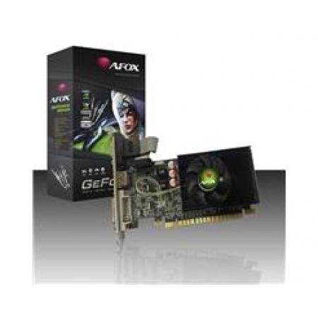 Placa de Video AFOX Geforce GT210 1GB DDR3 64 BITS - HDMI - DVI - VGA - AF210-1024D3L8