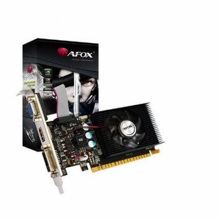 Placa de Video AFOX Geforce GT220 1GB DDR3 128 BITS LP - HDMI - DVI - VGA - AF220-1024D3L2