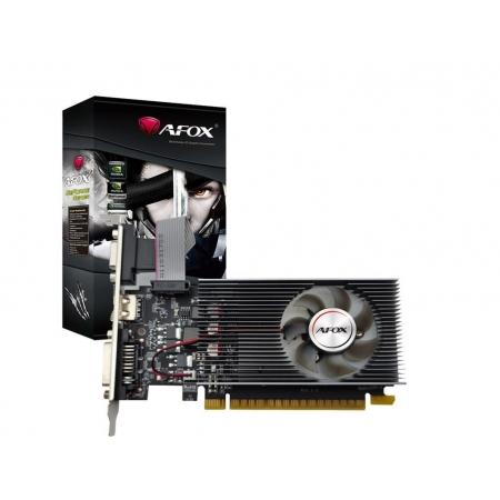 Placa de Video AFOX Geforce GT240 1GB DDR3 128 BITS LP - HDMI - DVI - VGA - AF240-1024D3L2
