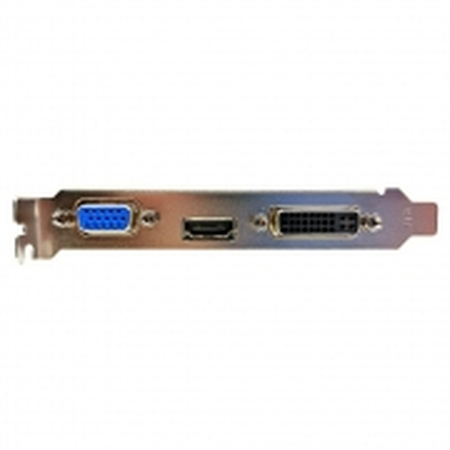 Placa de Video AFOX Geforce GT610 2GB DDR3 64 BITS LP - HDMI - DVI - VGA - AF610-2048D3L7-V5
