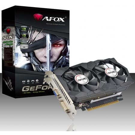 Placa de Video AFOX Geforce GT740 4GB GDDR5 128 BITS - HDMI - DVI - VGA - AF740-4096D5H2-V2
