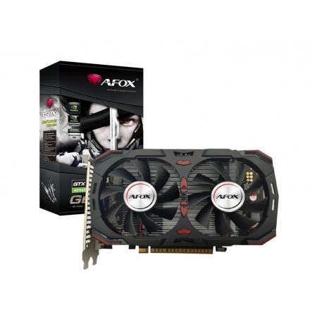 Placa de Video AFOX Geforce GTX750TI 4GB GDDR5 128 BITS - HDMI - DVI - VGA - AF750TI-4096D5H4