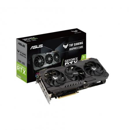 Placa de Video ASUS Geforce RTX 3090 24GB DDR6 384 BITS - TUF-RTX3090-24G-GAMING