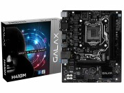 Placa M??E Desktop LGA 1200 INTEL Placa M??E IH410MAGCHY1CW H410M PLUS MATX DDR4 2666MHZ VGA  DVI HDMI 10TH GER