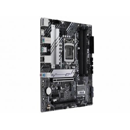Placa Mae ASUS Prime B560M-A INTEL 1200 10/11GER DDR4 MATX