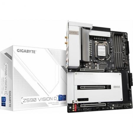 Placa Mae Gigabyte Z590 Vision D 1.0