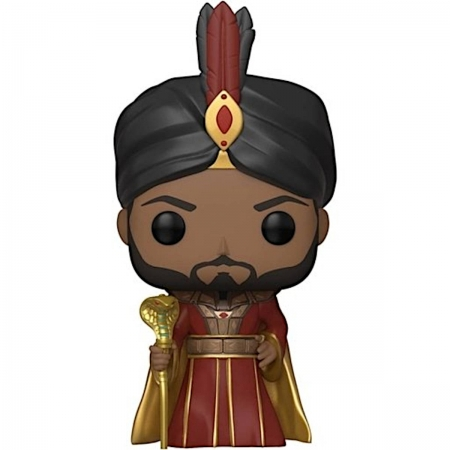 Pop! Disney Aladdin - Jafar THE Royal Vizier #542